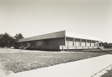 Bauwerk zur Fertigstellung 1972 (Quelle:Deutsche Fotothek)