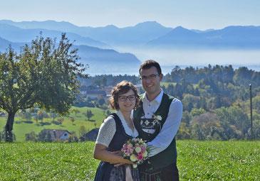Leonie und Stefan Ganal