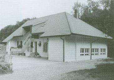 Fasanerie nach dem Umbau im Jahr 1987