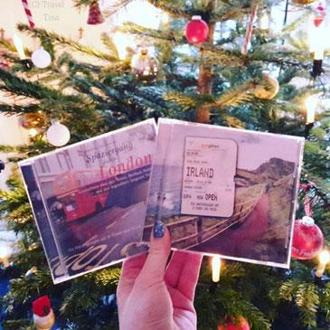 Zu Weihnachten habe ich diese beiden CDs von Geophon bekommen.