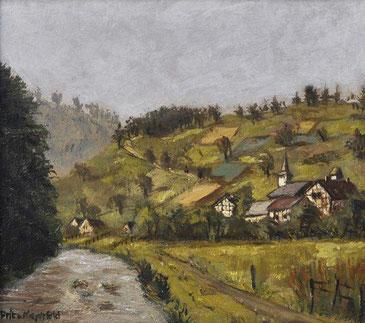 Hammer aus der Sicht von Fritz Mayerfeld.