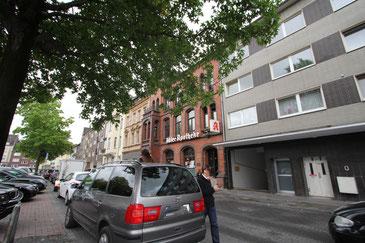 Wohn-und Geschäftshaus in Duisburg
