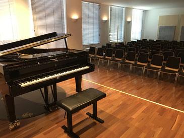 Unsere Schülerkonzerte im Steinway-Haus München