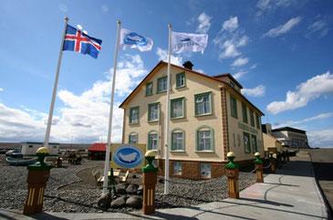 Icelandic Seal Centre. Courtesy of Selasetur Islands