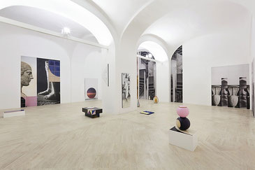 Claudia Wieser, All That Is. Courtesy the author and Fondazione Memmo