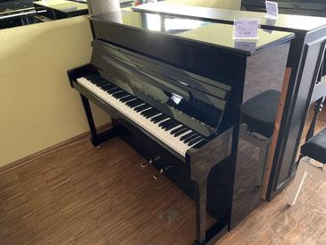 Begutachtung von Klavieren - Wertfeststellung