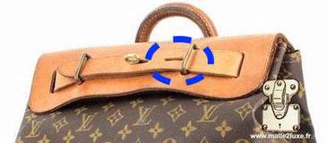 steamer bag expert 1985 Louis Vuitton sangle
