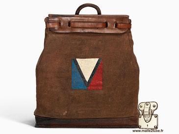 Sac personnel ayant appartenu a Gaston Vuitton - 1901