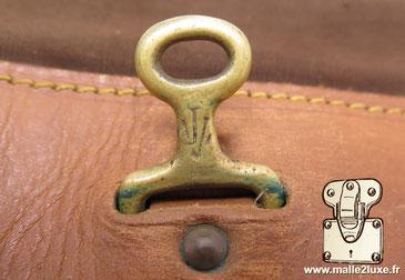 porte dé Louis Vuitton steamer bag ancien vers 1950 / 1960
