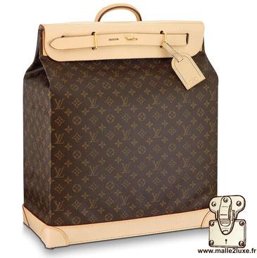 Steamer bag Louis Vuitton M41126 - 45 cm