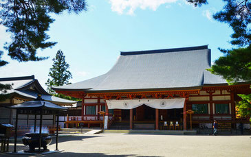 毛越寺(岩手県)