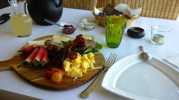 Frühstück im Constantia 2