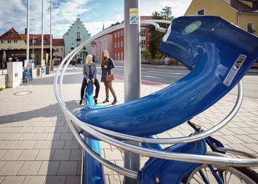 Fotos Bluebird / Kunst im öffentlichen Raum: Dietmar Denger