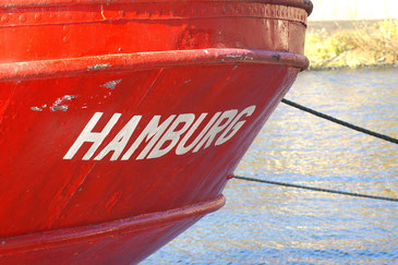 Help for your first steps in Hamburg