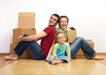 Moving with family