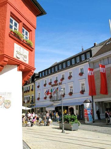 Hotel Bairischer Hof v Marktredwitz Vás srdečně vítá