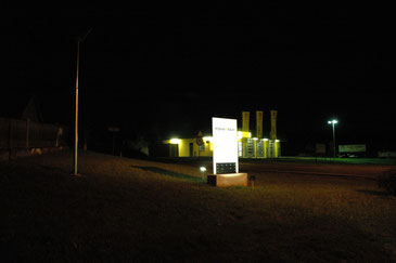 congaia solare Straßenbeleuchtung
