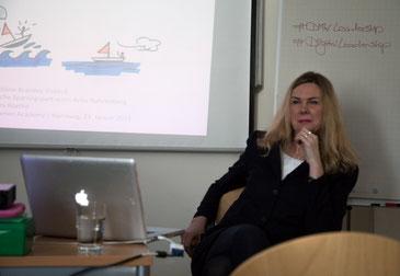 Workshop mit Christiane Brandes-Visbeck (Foto: Inken Arntzen)