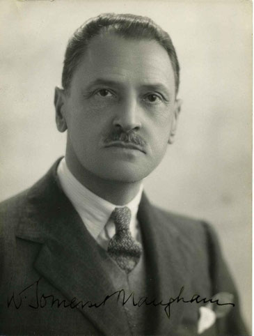L'autor, William Somerset Maugham