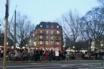 Friedberger Markt am Freitag