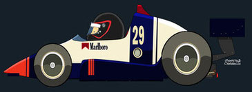 Olivier Grouillard by Muneta & Cerracín
