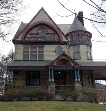 Image of Major Happer's home.