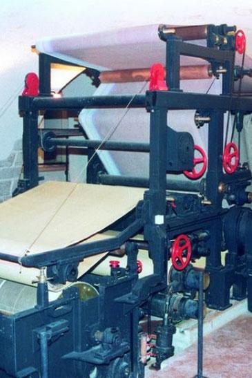 Le premier métier des Montgolfier fut la fabrication du papier à Annonay