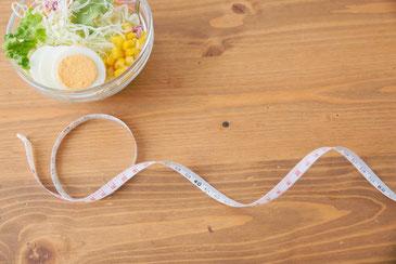 麻布十番パーソナルジムのリーフサラダ