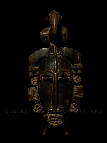 Kpelie mask Kpelié masque Senufo Senoufo Doh Soro