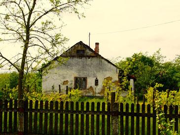 einfaches Kleinbauern-Haus mit grosser Ausstrahlung