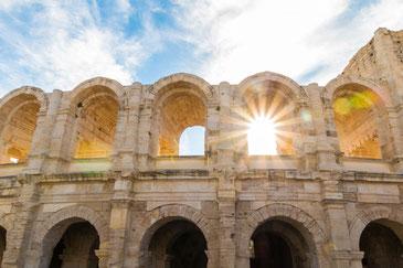 Ruine in Arles