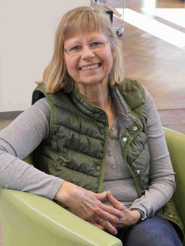 Frau Barbara Heinze-Dietschreit, Foto: Weil