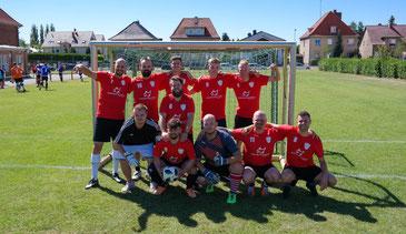 GSBV - Fußballteam