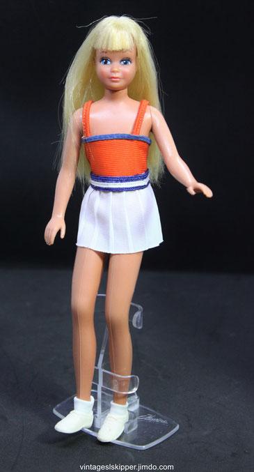 Vintage 1979 super teen skipper skirt only #2756