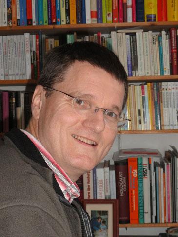 Hartwig Hansen, Diplompsychologe, Hamburg, Wellingsbüttel, Autor, Herausgeber, Fachlektor, Publizist