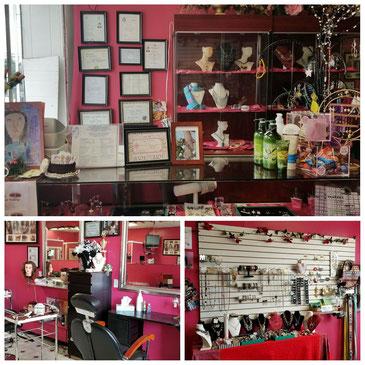 работно място, козметичен салон, салон за разкрасителни процедури, кола маска, маникюр, педикюр, обезкозмяване на вежди, боядисване на вежди