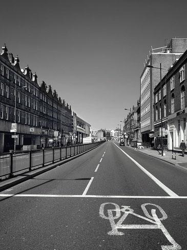 ロックダウンで閑散とするロンドン市街 Marc Barrot / CC BY-NC-ND 2.0
