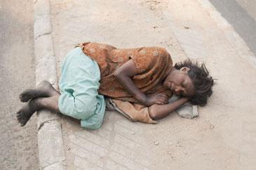 気候変動は農民やホームレスなど貧困層を襲う!(写真はイメージです)CC BY-SA 2.0 by M M