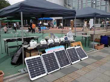 ナノ発電所のオーナーが集ってイベントを実施することも。