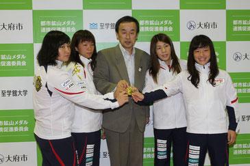 大府市にある至学館大学から育った女子レスリングの選手たちが次に手にするのはエコなメダルになる!?