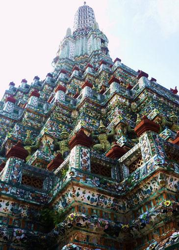 Reiseroute Thailand 2 Wochen - Wat Arun Bangkok