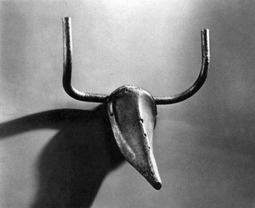 Stierenkop, Picasso, 1943