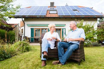 PV Solaranlage und Speicher im Großraum Nuernberg und Bayern