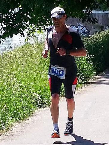 Johann Karner lief die 20Km in 1:47:52