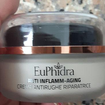 crema antirughe riparatrice  per pelli fragili e molto secche