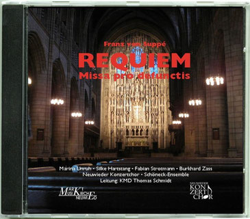 CD Suppé: REQUIEM