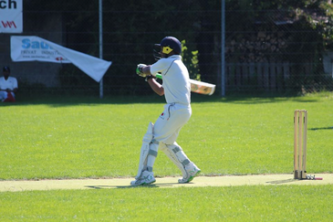 Murali top scored for Olten CC