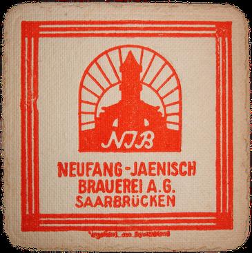 Bierdeckel Neufang Brauerei