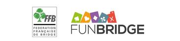 Cliquez sur le logo pour accèder au site Funbridge