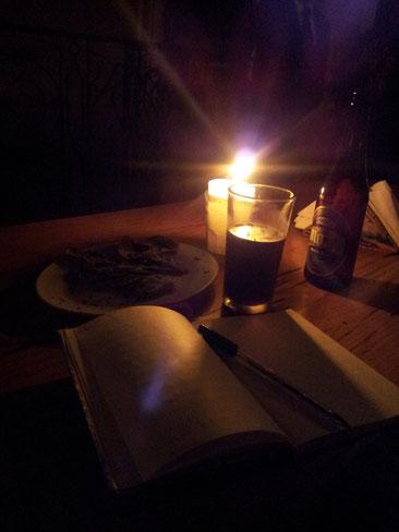 Last evening in Xela